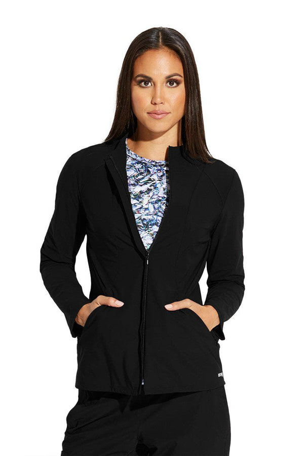 Ladies Luna Scrub Jacket 2XL - 3XL
