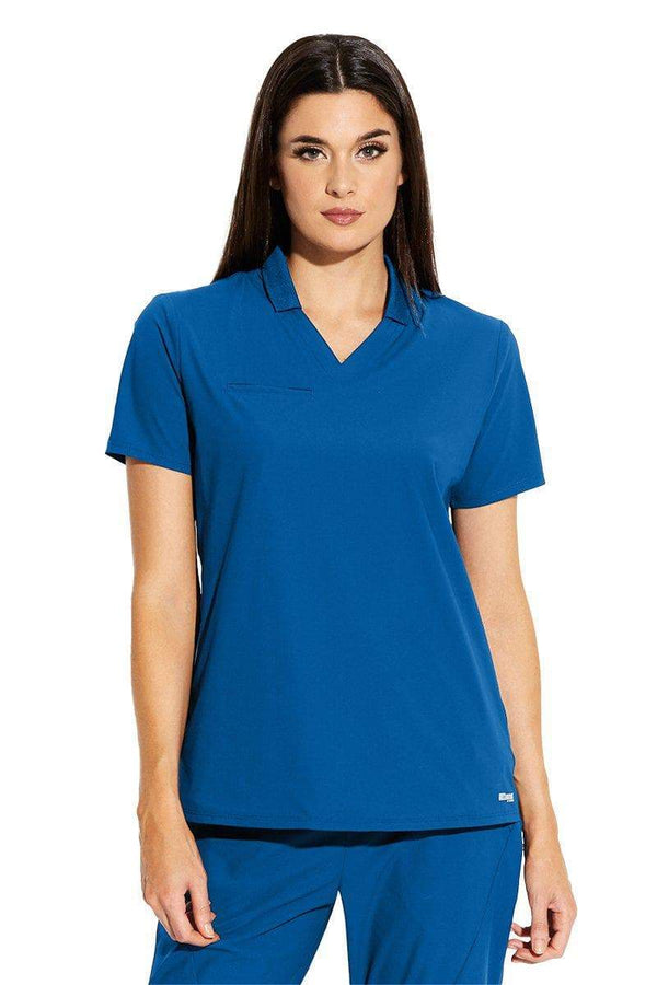 Ladies Lyra Scrub Top