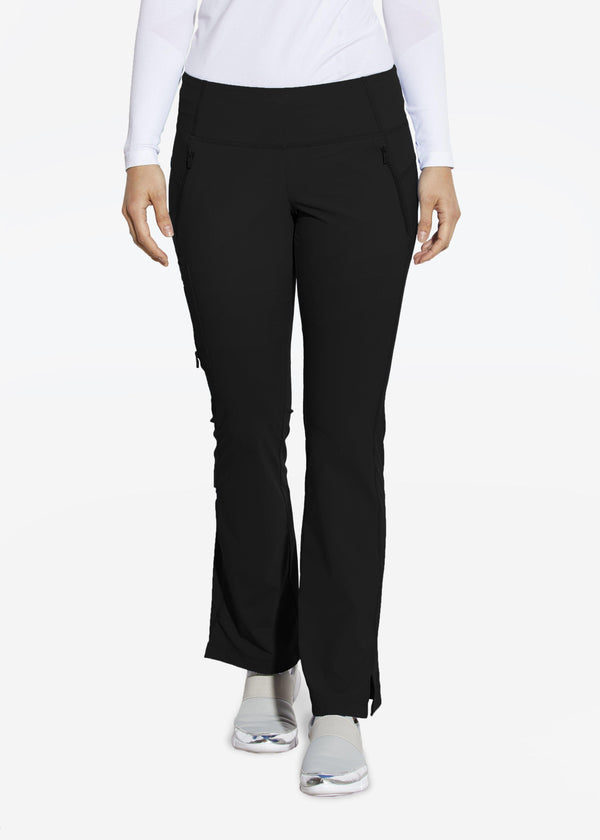 Grey's Anatomy Edge Scrub Pant XXSP / 01 Black Ladies Nova Scrub Pant Petite