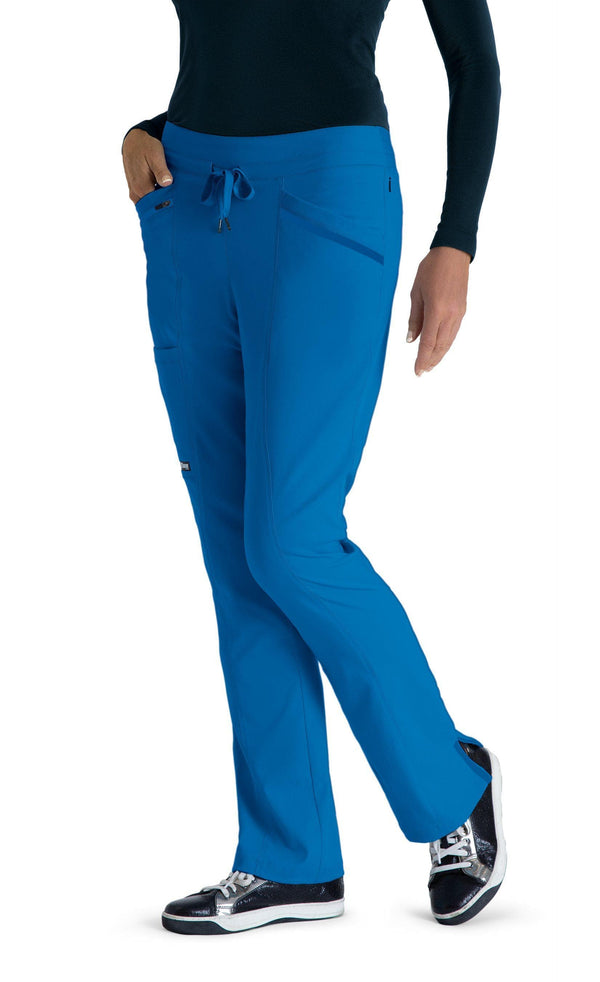 Grey's Anatomy IMPACT Scrub Pant XXS / 08 New Royal Ladies Melody Scrub Pant 2XL-3XL