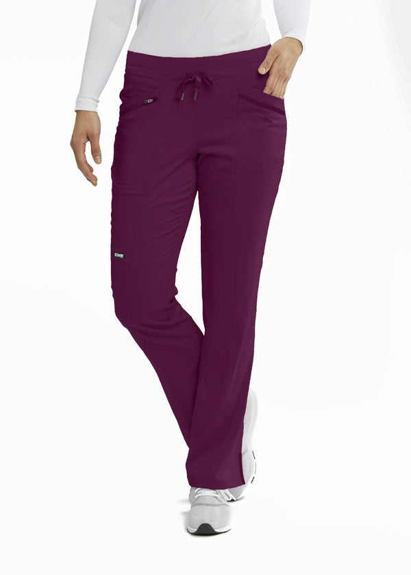 Grey's Anatomy IMPACT Scrub Pant XXS / 65 Wine Ladies Melody Scrub Pant 2XL-3XL