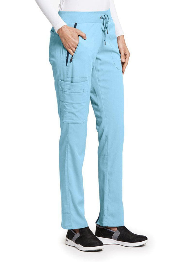 Grey's Anatomy IMPACT Scrub Pant XXST / 1607 Venus Blue Ladies Elevate Scrub Pant Tall
