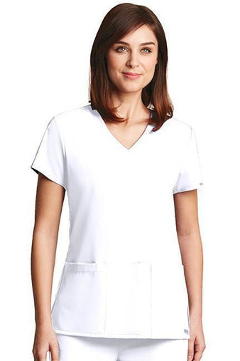 Ladies Marie Scrub Top 2XL-5XL
