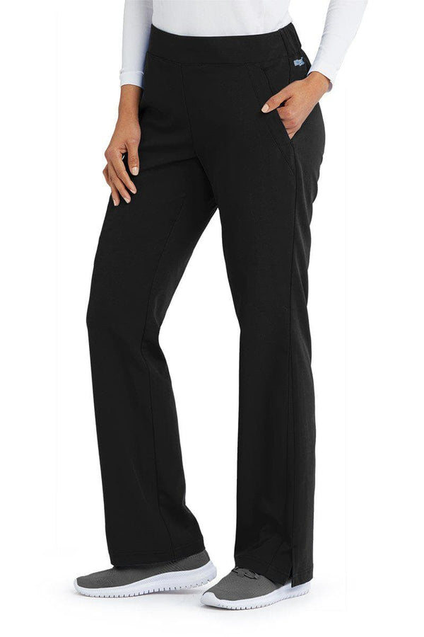 Grey's Anatomy Signature Scrub Pant XST / 01 Black Ladies Astra Scrub Pant Tall