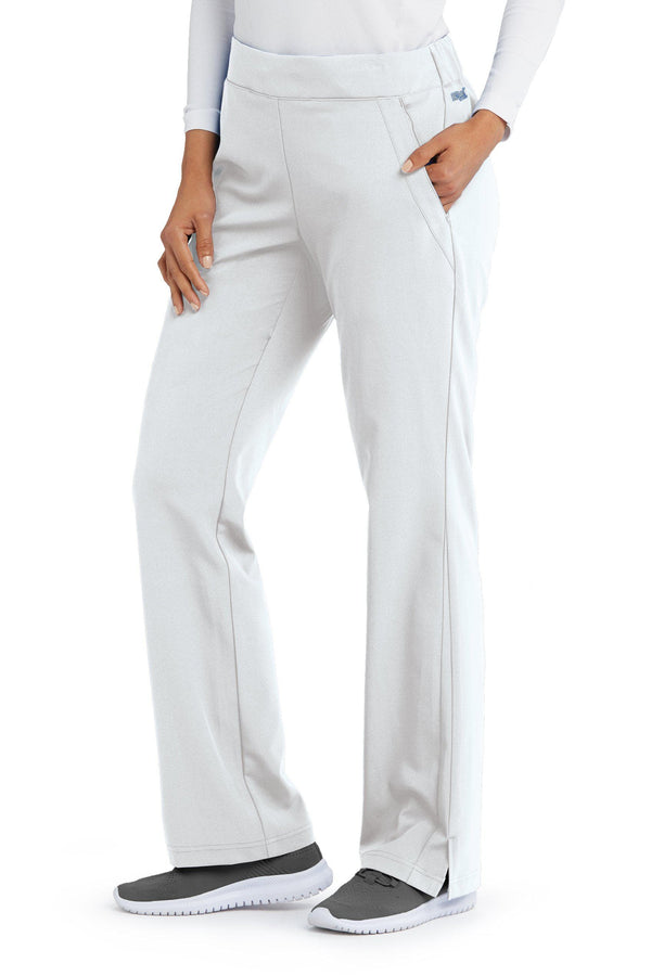Grey's Anatomy Signature Scrub Pant XST / 10 White Ladies Astra Scrub Pant Tall
