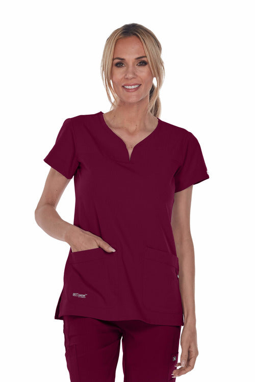 Grey's Anatomy Signature - Ladies BEST Scrub Top 2121