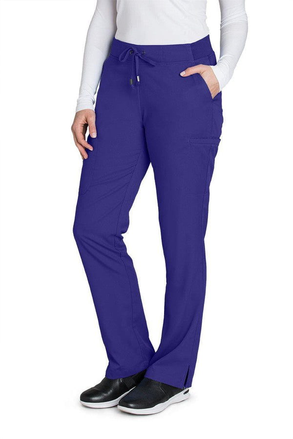 Grey's Anatomy Scrub Pant XXS / 549 Purple Rain Ladies Scrub Pant Petite