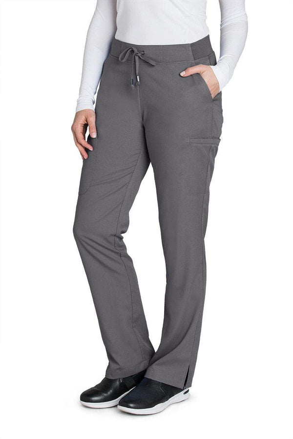 Grey's Anatomy Scrub Pant XXS / 910 Granite Ladies Scrub Pant Petite