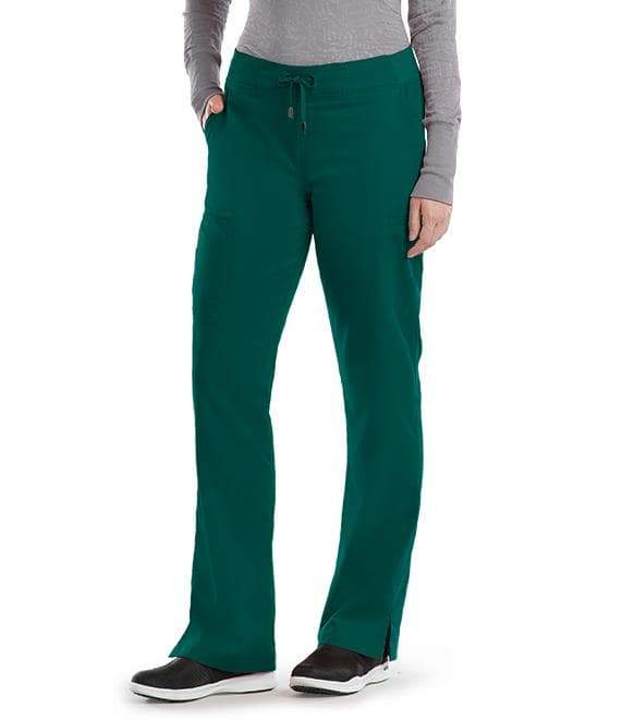 Grey's Anatomy Scrub Pant XXSP / 37 Hunter Ladies Scrub Pant Petite