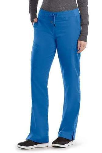 Grey's Anatomy Scrub Pant XXST / 08 New Royal Ladies Scrub Pant Tall
