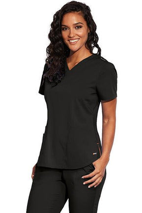 MOTION by BARCO | Ladies Jill Top MOT001 2XL-3XL