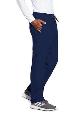 MOTION by BARCO Scrub Pant XSS / NAVY / 64% POLYESTER / 33% RAYON / 3% SPANDEX MOTION by BARCO - Mens Jake Pant MOP016 STOUT