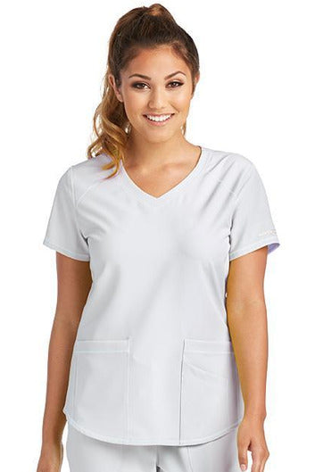 Ladies Vitality Scrub Top