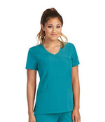 Ladies Reliance Scrub Top 2XL-5XL