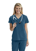 Skechers by BARCO Scrub Top Ladies Focus Scrub Top
