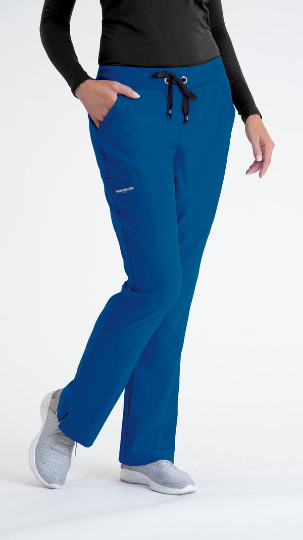 Skechers by BARCO Scrub Pant 2XL / 08 New Royal Ladies Focus Scrub Pant 2XL-5XL