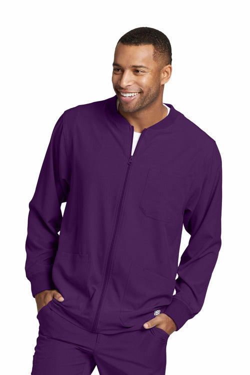 Men's Structure Warm-Up Jacket 2XL-5XL