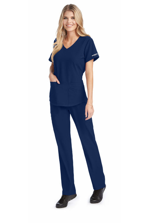 Ladies Vitality Scrub Top 2XL-5XL | Express Dispatch