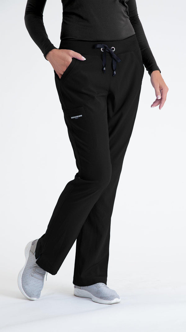 Skechers by BARCO Scrub Pant XXS / 01 Black Ladies Focus Scrub Pant