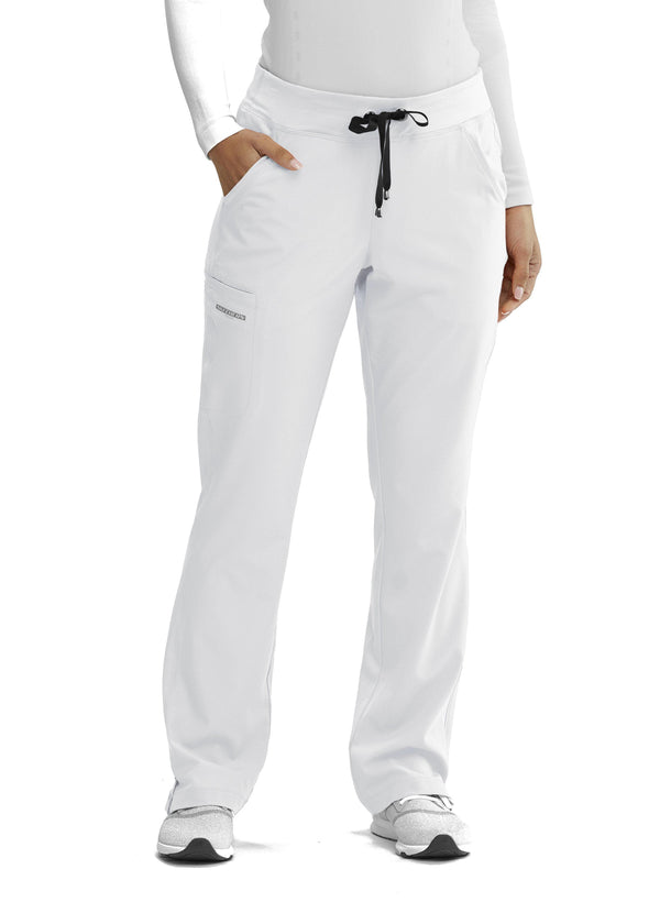 Skechers by BARCO Scrub Pant XXS / 10 White Ladies Focus Scrub Pant