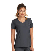 Skechers by BARCO Scrub Top XXS / 18 Pewter Ladies Reliance Scrub Top | Express Dispatch
