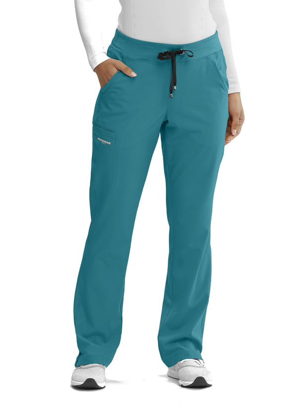 Skechers by BARCO Scrub Pant XXS / 39 Teal Ladies Focus Scrub Pant