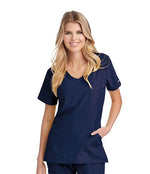 Skechers by BARCO Scrub Top XXS / 41 Navy Ladies Reliance Scrub Top | Express Dispatch