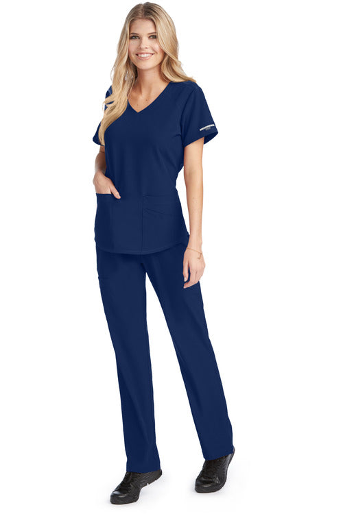 Ladies Vitality Scrub Top | Express Dispatch