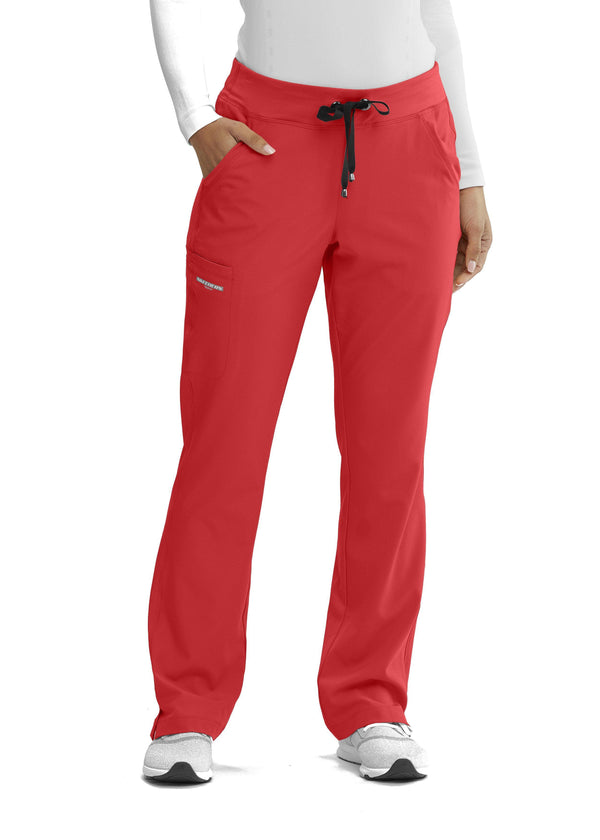 Skechers by BARCO Scrub Pant XXST / 1254 Coral Lipstick Ladies Focus Scrub Pant Tall