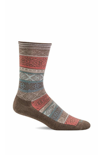 Ladies Boho | Essential Comfort Socks LD150W