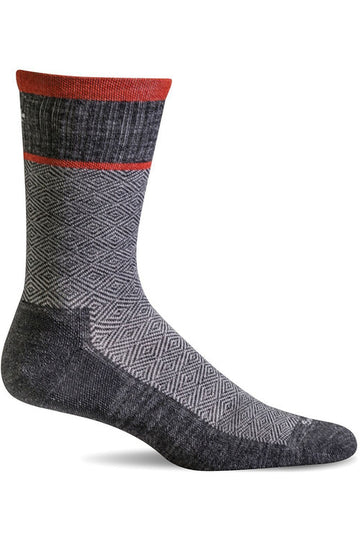 Men's Plantar Cush Crew | Plantar Relief Socks | Express Dispatch