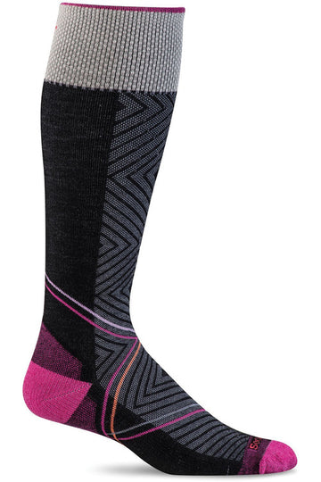 Ladies Pulse | Graduated Compression Socks Firm 20-30mmHg Graduated Compression SW42W