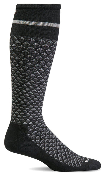 Men's Micro Mix | Firm Graduated Compression Socks | Express Dispatch