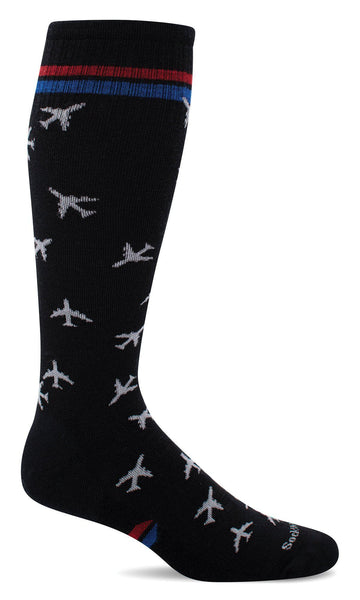 Men's In Flight | Moderate Graduated Compression Socks | Express Dispatch