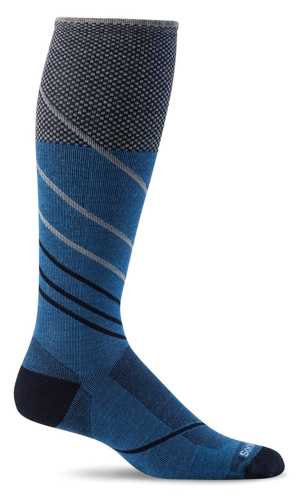 Sockwell Graduated Compression Sock M/L / Ocean 640 Men's Pulse OTC | Firm Graduated Compression Socks