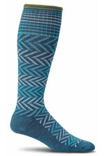 Women's Chevron | Graduated Compression Therapeutic Compression Socks Sockwell