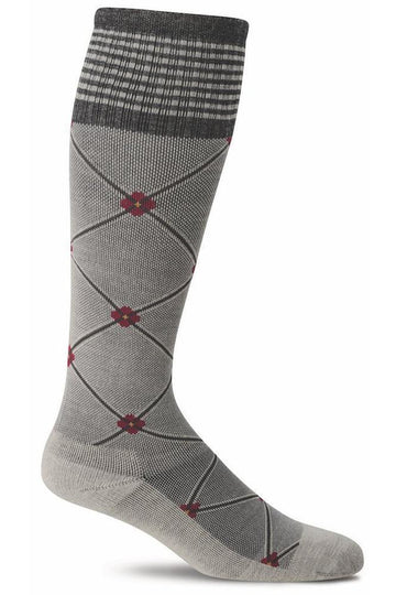 Ladies Elevation | Firm Graduated Compression Socks | Express Dispatch
