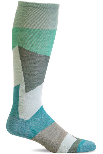 Ladies Emboldened | Graduated Compression Socks 20-30mmHG Firm Compression SW69W