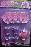 Mini fairy teaset