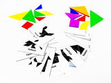 Tangram activity with cards PDF
