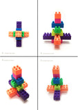LEGO eraser activity set