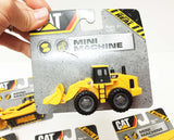 Construction vehicles CAT mini