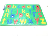 Jumbo alphabet puzzle LOWER case