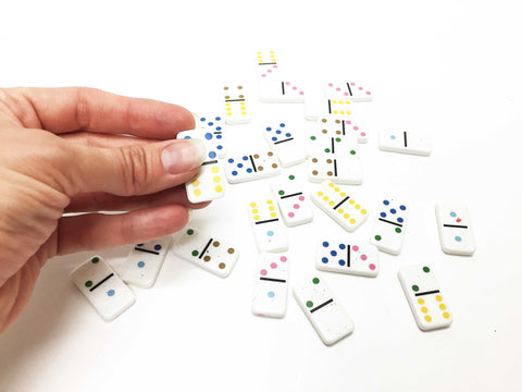 Dominoes mini set