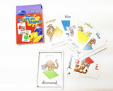Pooh's Shape Flashcards