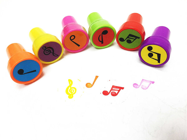 MUSIC notes stampers