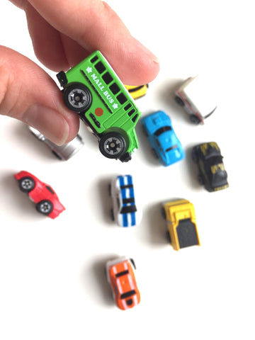 Mini Cars logic matching game SET 1