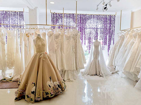 PIK Bridal Store Gowns