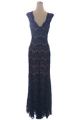 Buy : Aqua Dresses - Sleeveless Lace Evening Dress