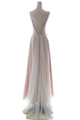 Buy : Liliana Lim - A Line with Bow at The Waist Gown